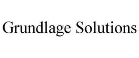 GRUNDLAGE SOLUTIONS