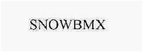 SNOW BMX