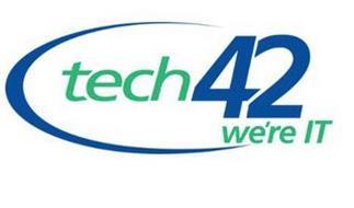 TECH42 WE'RE IT
