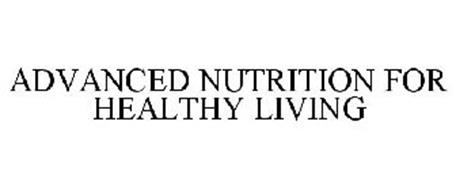 ADVANCED NUTRITION FOR HEALTHY LIVING