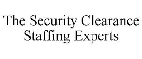 THE SECURITY CLEARANCE STAFFING EXPERTS
