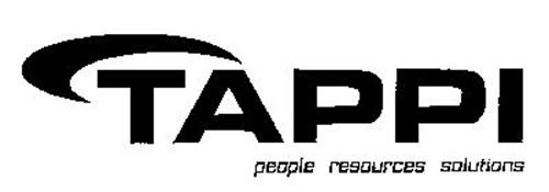 TAPPI PEOPLE RESOURCES SOLUTIONS