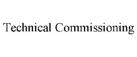 TECHNICAL COMMISSIONING