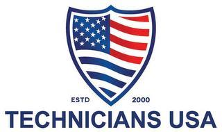 TECHNICIANS USA ESTD 2000