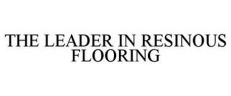 THE LEADER IN RESINOUS FLOORING