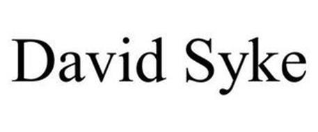 DAVID SYKE