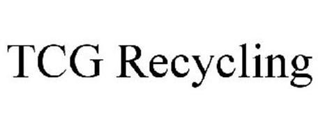 TCG RECYCLING