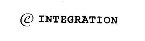 E INTEGRATION