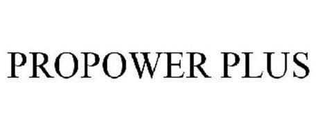 Propower Plus Trademark Of Techtronic Floor Care