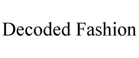 DECODED FASHION