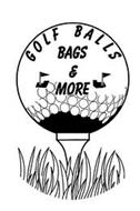 GOLF BALLS BAGS & MORE