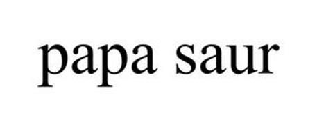 PAPA SAUR