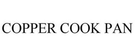 COPPER COOK PAN