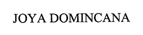 JOYA DOMINCANA