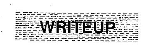 WRITEUP