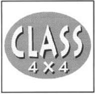 CLASS 4X4