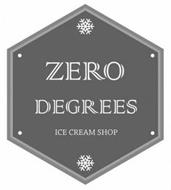 ZERO DEGREES ICE CREAM SHOP