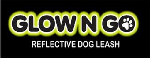 GLOW N GO REFLECTIVE DOG LEASH