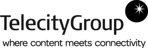 TELECITYGROUP WHERE CONTENT MEETS CONNECTIVITY