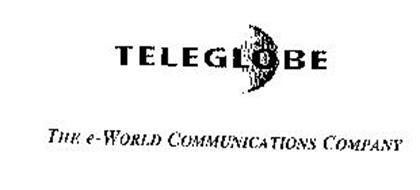 TELEGLOBE THE E-WORLD COMMUNICATIONS COMPANY