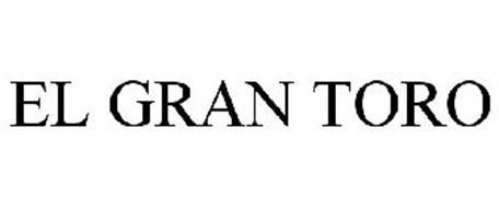 EL GRAN TORO