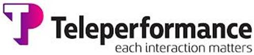 TP TELEPERFORMANCE EACH INTERACTION MATTERS