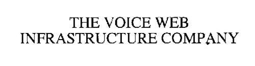 THE VOICE WEB INFRASTRUCTURE COMPANY