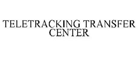 TELETRACKING TRANSFERCENTER