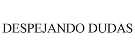 DESPEJANDO DUDAS