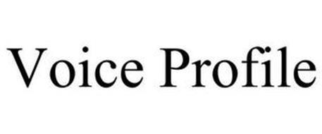 VOICE PROFILE
