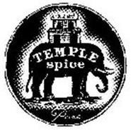 TEMPLE SPICE PURE