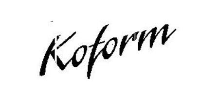KOFORM