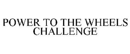 POWER TO THE WHEELS CHALLENGE