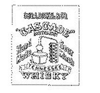 """CASCADE"" DISTILLERY HANDMADE SOUR MASH TENNESSEE WHISKEY GEO. A. DICKEL & CO."