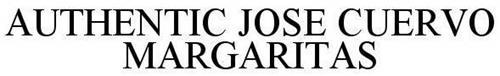AUTHENTIC JOSE CUERVO MARGARITAS