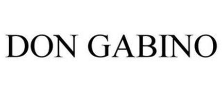 DON GABINO