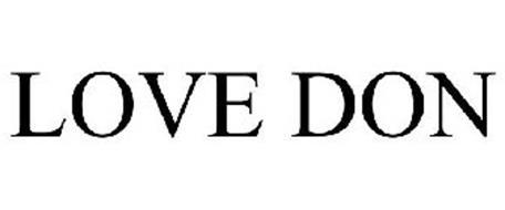 LOVE DON