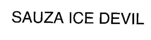 SAUZA ICE DEVIL