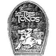 LOS TRES TOÑOS