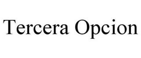 TERCERA OPCION