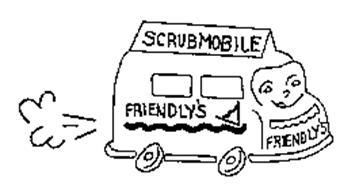 FRIENDLY'S SCRUBMOBILE