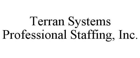 TERRAN SYSTEMS PROFESSIONAL STAFFING, INC.