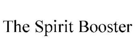 THE SPIRIT BOOSTER