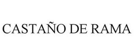 CASTAÑO DE RAMA