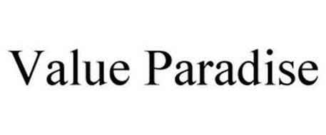 VALUE PARADISE