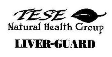 TESE NATURAL HEALTH GROUP LIVER-GUARD