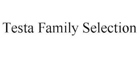 TESTA FAMILY SELECTION