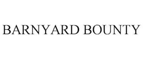 BARNYARD BOUNTY