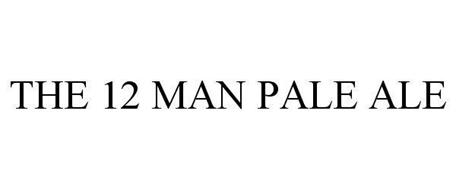 THE 12 MAN PALE ALE