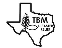 TBM DISASTER RELIEF